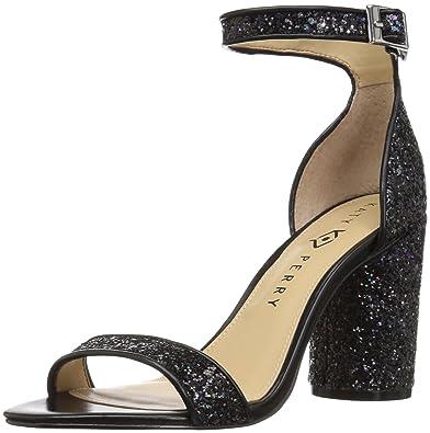 065ae5937325 Katy Perry Women s The Clara Heeled Sandal Black 5 M Medium US