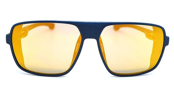 Amazon.com: Mykita Mylon Azul Marino anteojos de sol daggoo ...