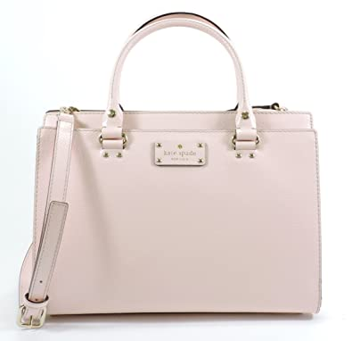 fadc579a1af5ab Kate Spade New York Wellesley Durham Convertible Tote (Ballet Slipper)