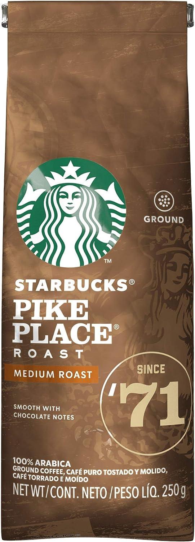 Café Torrado e Moído, Starbucks Pike Place Roast
