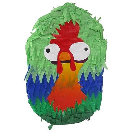 Amazon.com: Piñatas Funny Rooster Piñata, juego de fiesta y ...