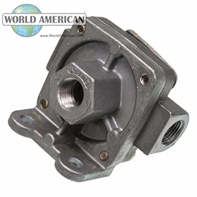 World American WA229859 Relay Valve: Automotive