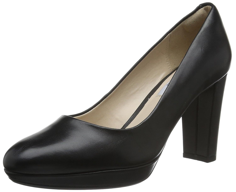088e53821de Clarks Women s s Kendra Sienna Closed-Toe Pumps  Amazon.co.uk  Shoes   Bags