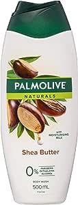 Palmolive Naturals Ultra Moisture Soap free Body Wash Milk & Shea Butter 500mL