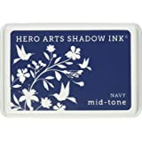 Hero Arts Shadow Inks-Navy