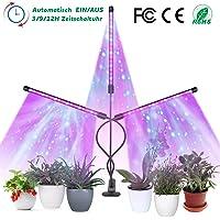 Orthland - Lámpara para plantas, 36 W, 72