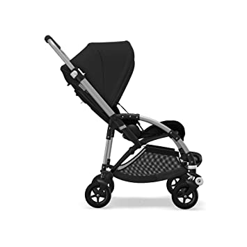 Bugaboo Bee 5 Foldable And Lightweight Pushchair Converts Into Pram Black