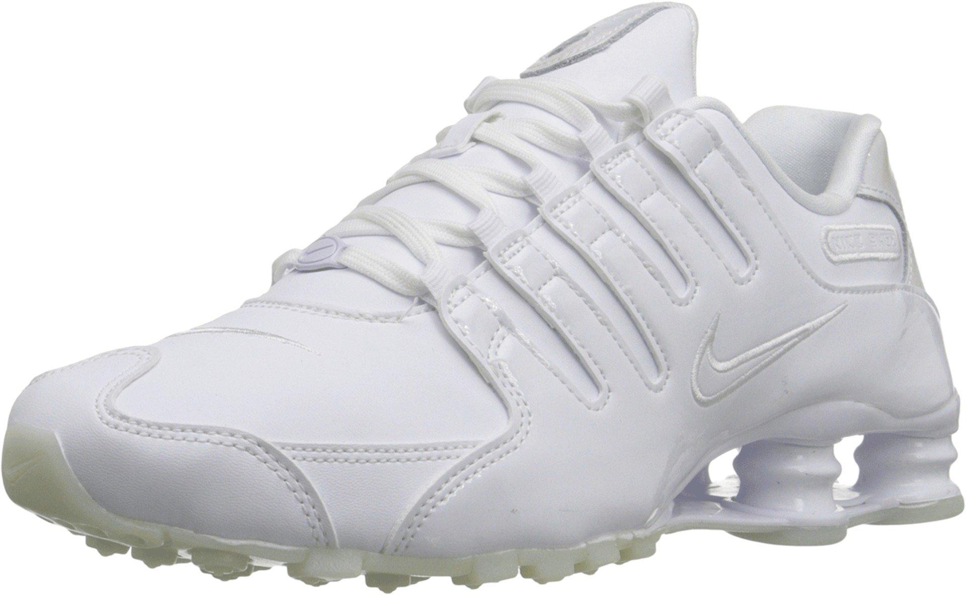 8567e46e7d4 Galleon - NIKE Women s Shox NZ EU Running Shoes Size 12