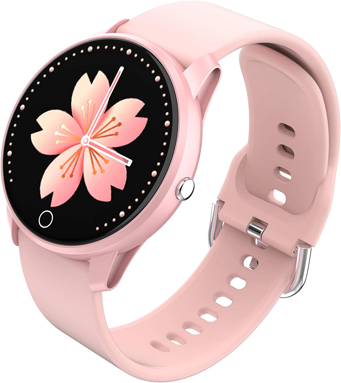 BIGCHINAMALL Relojes Inteligentes Pulsera Actividad Smartwatch Mujer