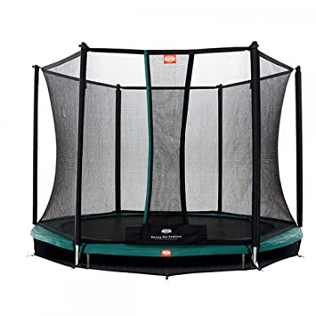 BERG Inground Talent 300 + red Comfort cama elástica para ...