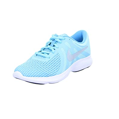 35179faa7e4a0 Girls  Revolution 4 (GS) Running Shoes - Bleached Aqua