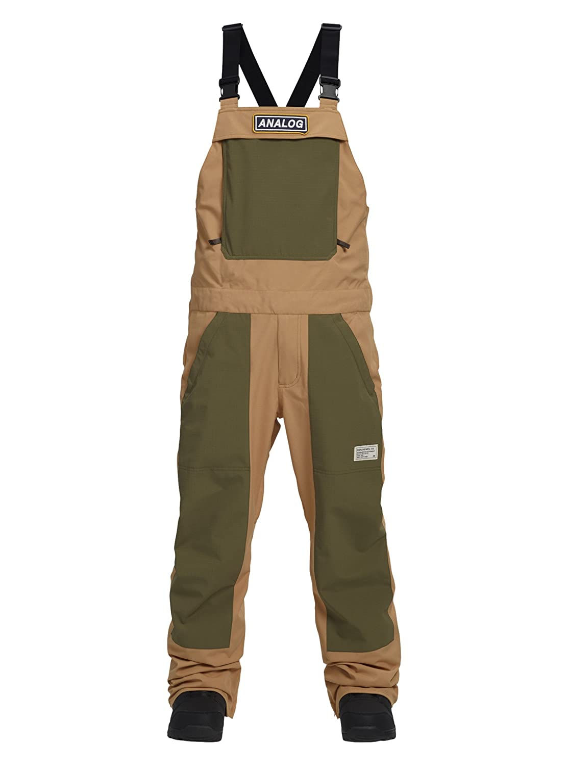 ANALOG Ice Out BIB Hose 2019 Camel Dusty Olive