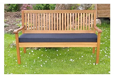Incredible Pnh Garden Bench Cushion 2 Seater 3 Seater And Full Cushion Sets Including Back Pads Available Many Colours Use Indoors Or Outdoors 120Cm 2 Alphanode Cool Chair Designs And Ideas Alphanodeonline