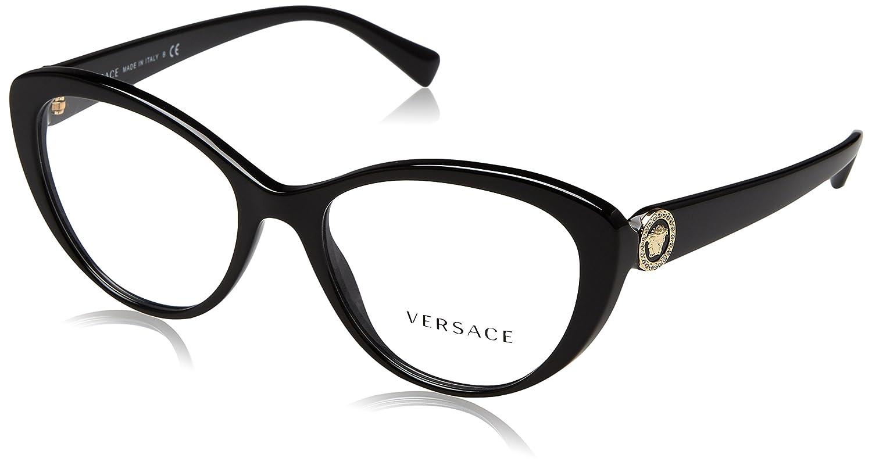 Versace Womens VE3246B Eyeglasses