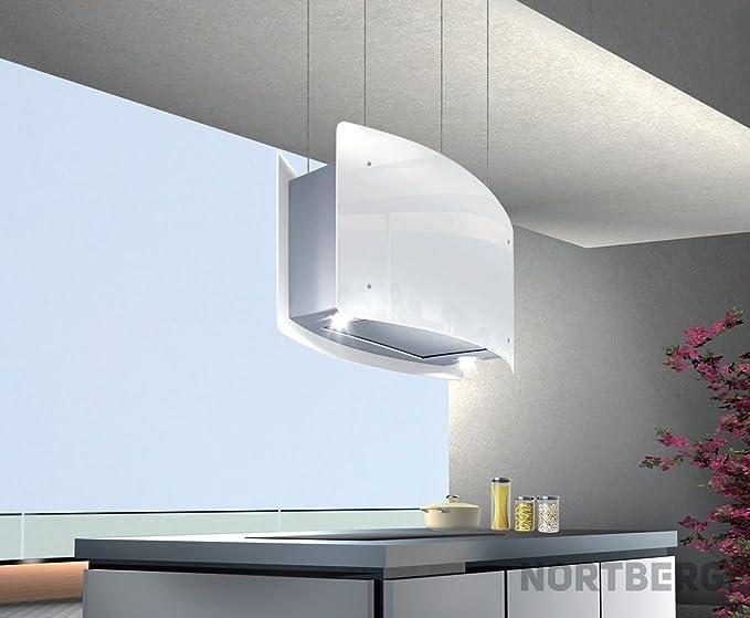 Nortberg Elips - Campana extractora (acero inoxidable, 90 cm): Amazon.es: Grandes electrodomésticos
