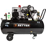 Abac Pro a39b 200CT3Compresor profesional-200L Aire ...