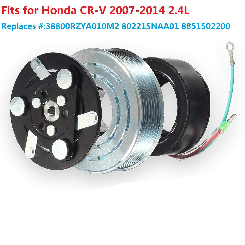 AC A/C Compressor Clutch Assembly Fits Honda CR-V 2002
