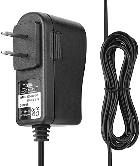 FYL 5ft Fig 8 Power Cord for Workforce 325 435 520 525 545 All in One Printer