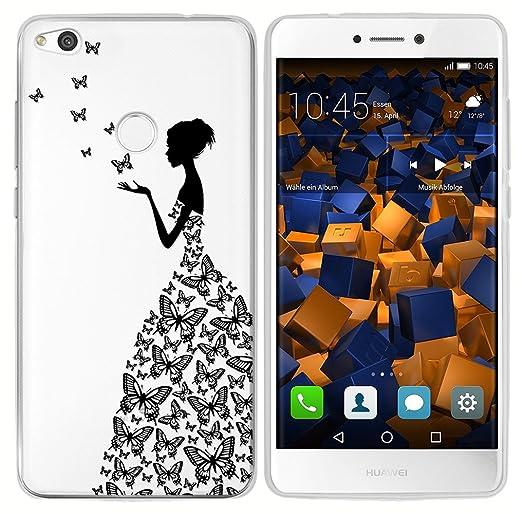 6 opinioni per Cover Per Huawei P8 Lite 2017 5,2 pollici,Sunrive Custodia Case in molle