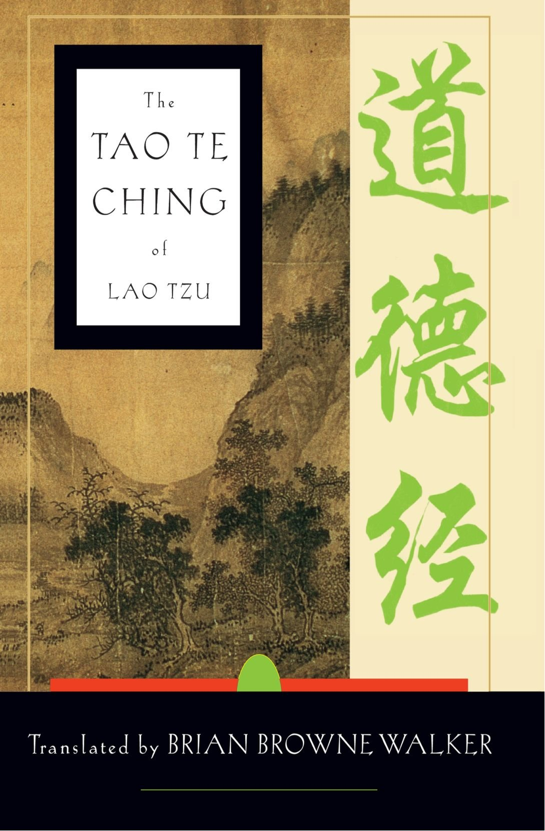 tao te ching thoughts Tao te ching chapter one tao (the way) that can be spoken of is not the constant tao' the name that can be named is not a constant name nameless, is the origin of heaven and earth the named is the mother of all things thus, the constant void enables one to observe the true essence.