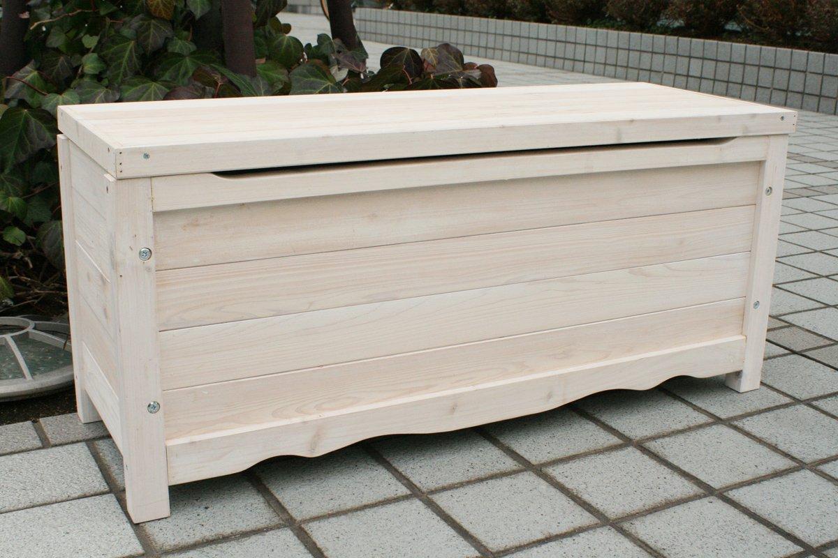 ボックスベンチ幅90 ホワイト BB-W90WHT (SST) B00UAD79Q0 11500