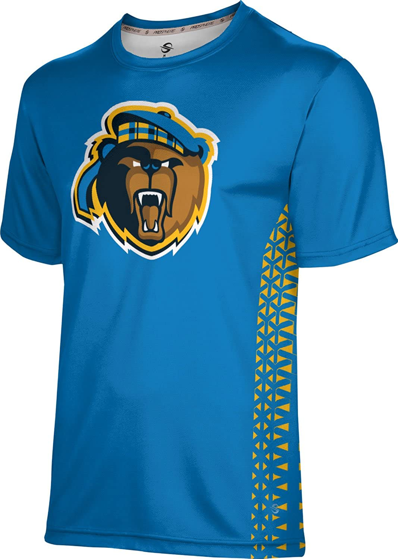ProSphere University of California Mens Performance T-Shirt Geometric