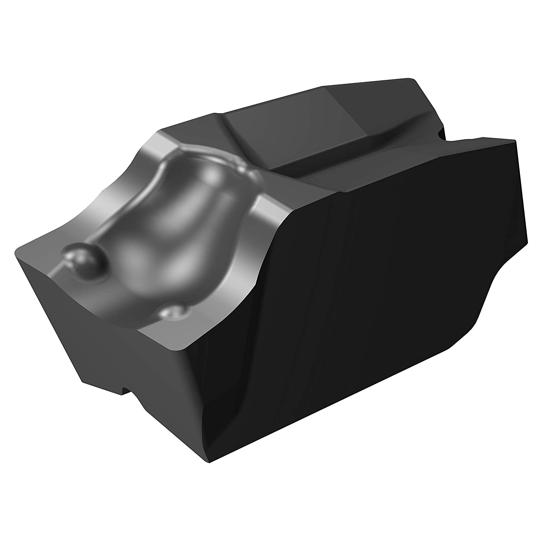 PVD TiAlN CoroCut QF Insert for face Grooving Carbide 1105 Grade Sandvik Coromant Neutral Hand QFT-G-0300-02-GF 1105