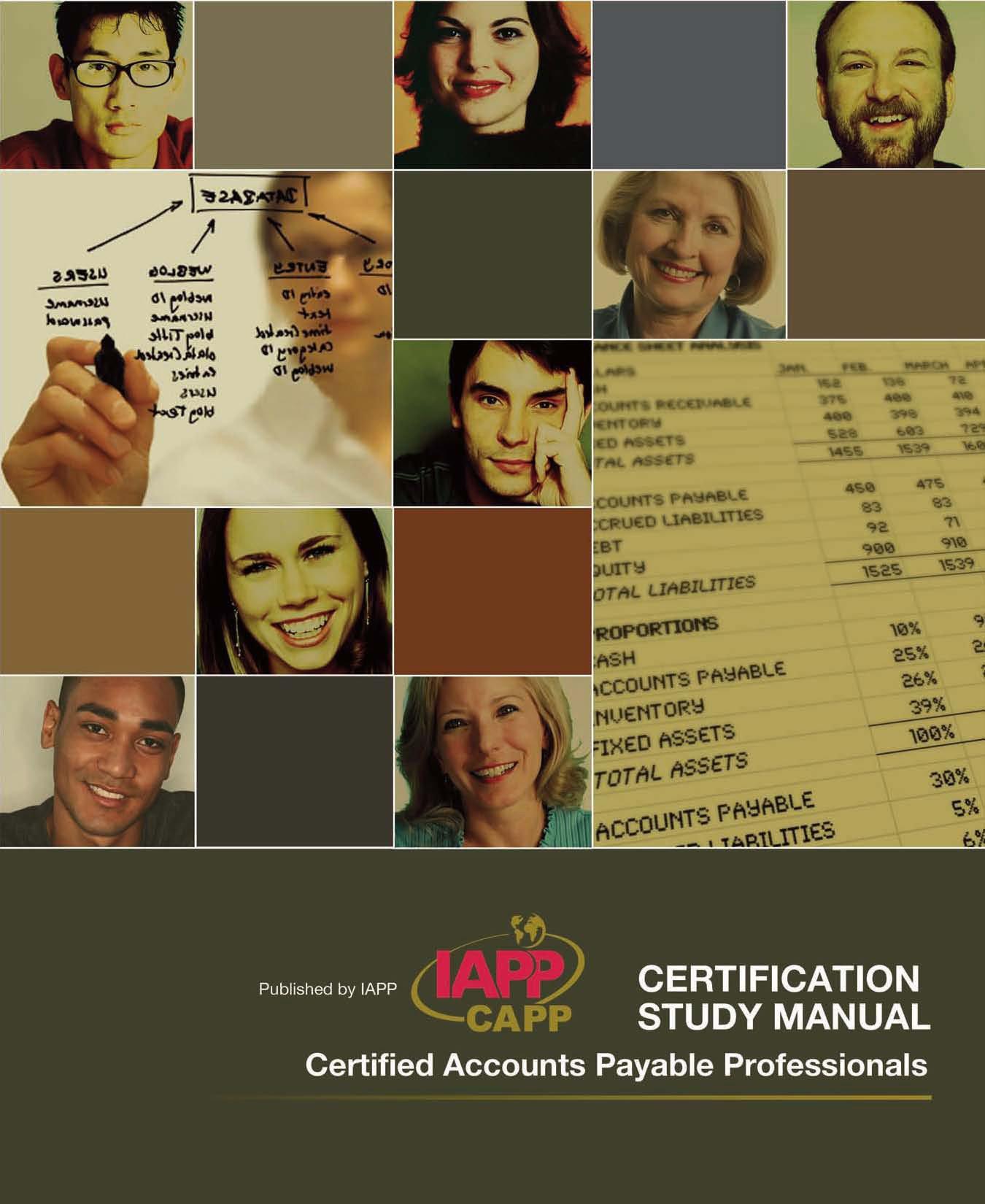 Capp Certification Study Manual Iapp 9780982359501 Amazon Books