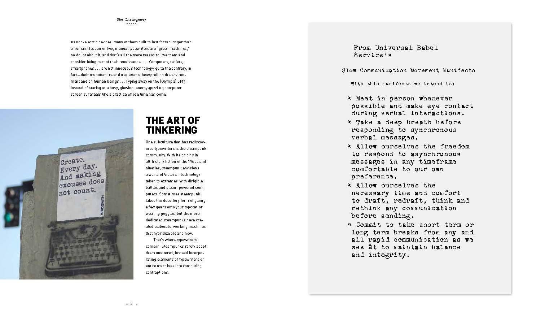 The Typewriter Revolution: A Typists Companion for the 21st Century: Amazon.es: Professor Richard Polt: Libros en idiomas extranjeros