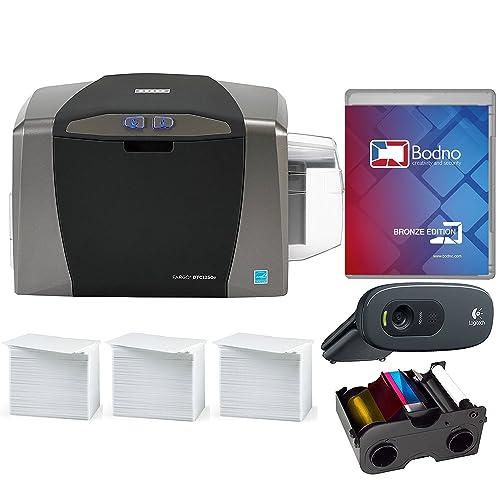 Id Card Printer Machine Amazon Com