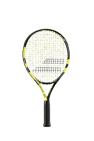 Babolat Nadal Jr 19 Raquetas de Tenis, Unisex niños, Negro/Amarillo, 0000: Amazon.es: Deportes y aire libre