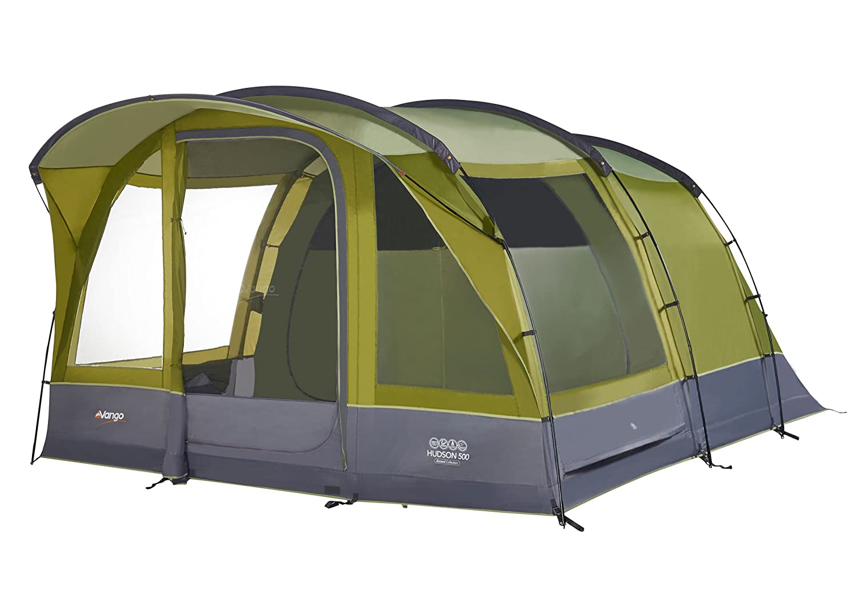 Vango Hudson 500 Tent Herbal 2018 Zelt