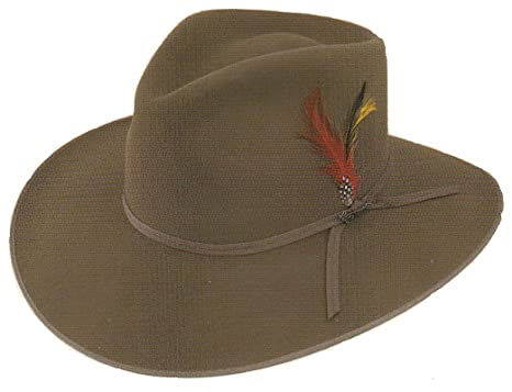 d7aae404 Stetson SFDUNEB-1639 Dune Hat at Amazon Men's Clothing store: Cowboy ...