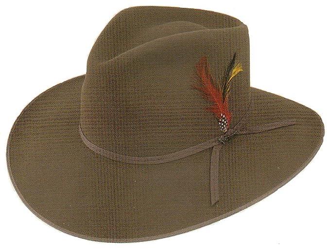 a621148f2fd Stetson SFDUNEB-1639 Dune Hat at Amazon Men s Clothing store  Cowboy Hats