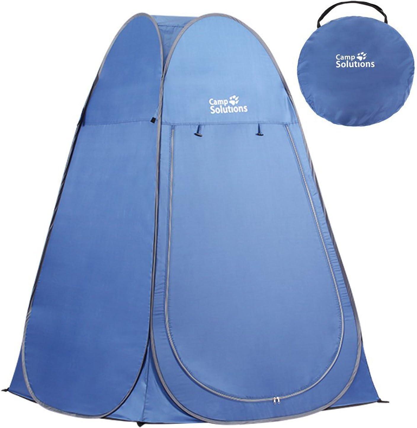 Hete-supply Pop-Up Tent Imperm/éable /À leau Camouflage Camping Douche Salle De Bains Toilette Tente Confidentialit/é Vestiaire Simple Mobile Pliable Tentes Portatives Salle De Stockage
