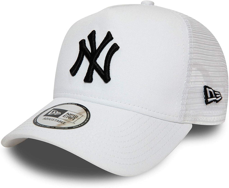 New Era Trucker Mesh Cap in Bundle with UD Bandana New York Yankees Los Angeles Dodgers