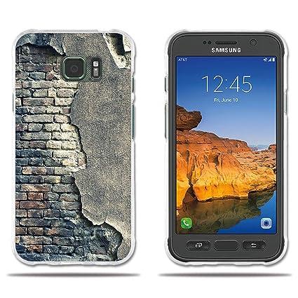 fubaoda, Funda Samsung Galaxy S7 Active Carcasas Protección ...