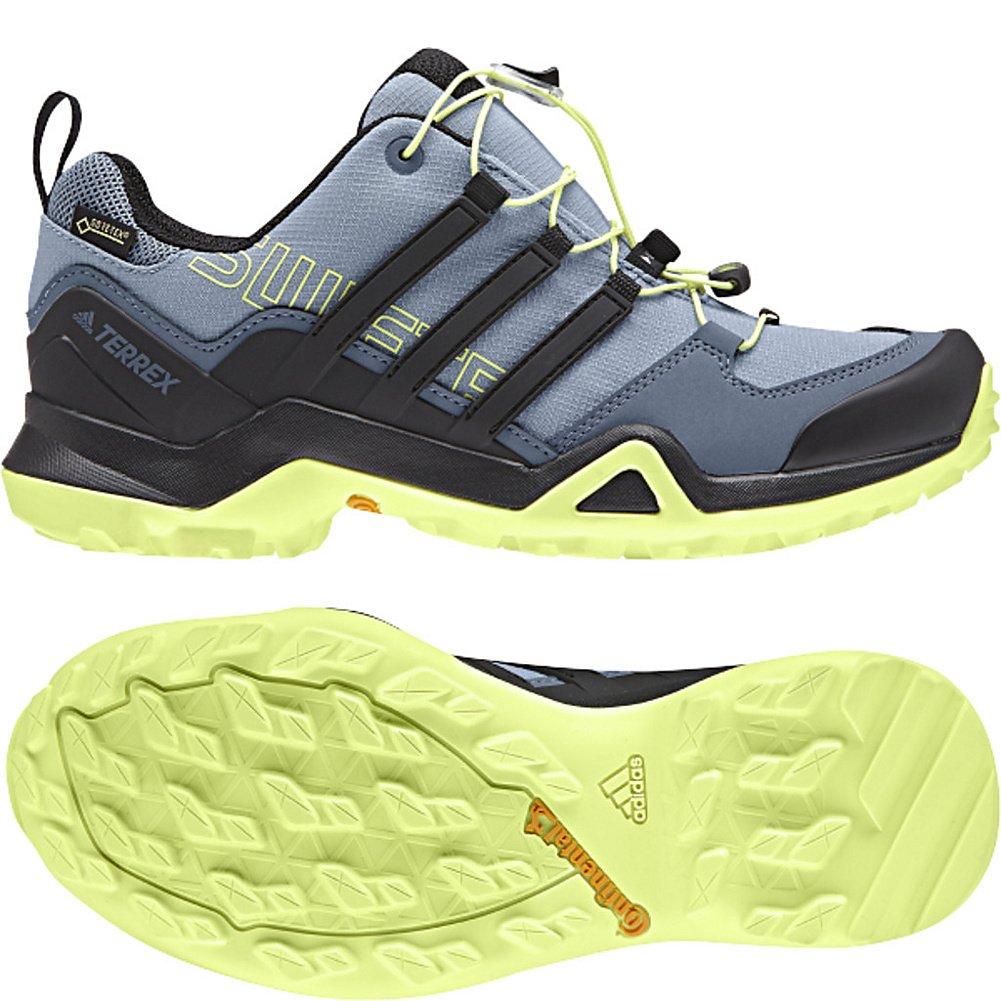 Adidas Outdoor Women's Terrex Swift R2 GTX Hiking Shoe B072Y2HVY5 5.5 B(M) US|Black/Black/Black