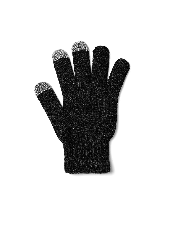 Mens Touch Screen Magic Gloves