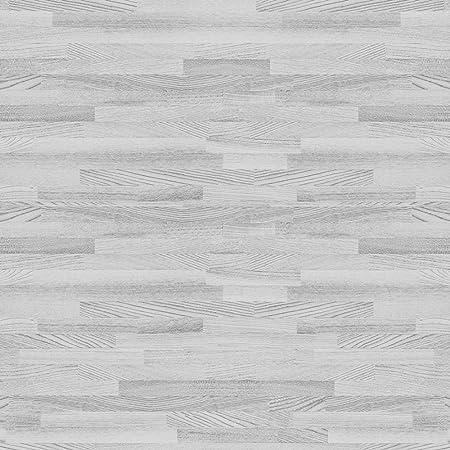 Brava Foam Rubber Tiles Woodgrain Collection Heather Grey Gray