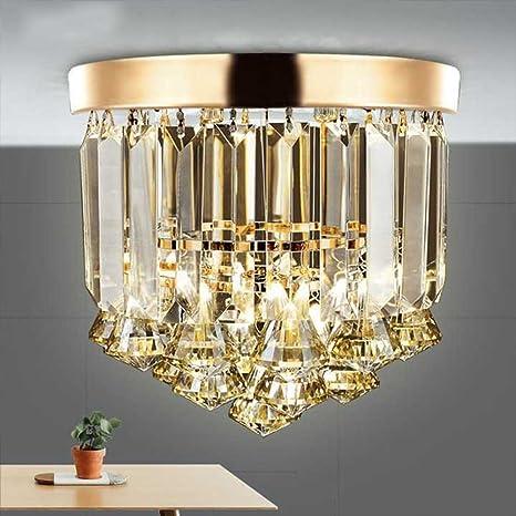 5151Buyworld Araña Modernas Luces De Techo Cristal Led Para ...