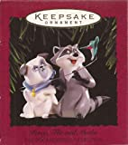 Hallmark Keepsake Ornament – Percy, Flit, and Meeko From The Pocahontas Collection 1995 (QXI6179)