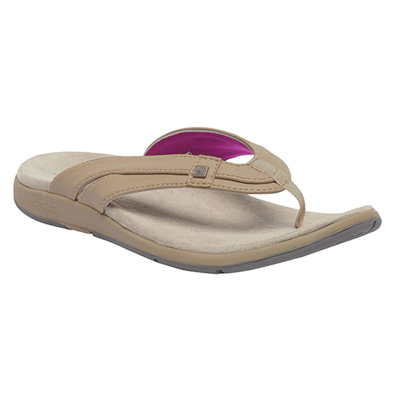 7323749e0bb3 Regatta Great Outdoors Womens Ladies Lady Trailrider II Sandals Flip Flops  (3 UK) (Clove Jade)  Amazon.co.uk  Shoes   Bags
