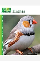 Finches (Animal Planet® Pet Care Library) Paperback