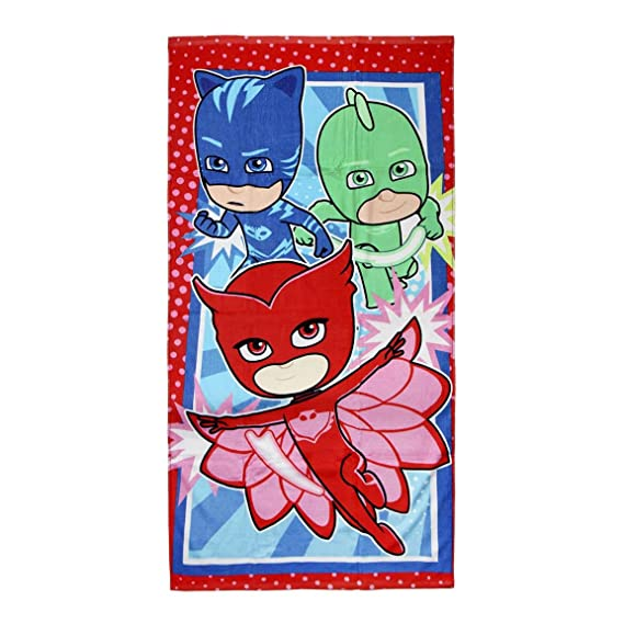 PJ Masks 2200002797 - Toalla playa y piscina
