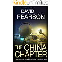 The China Chapter: Dublin detectives link a local murder to international crime (The Dublin Homicides Book 3)