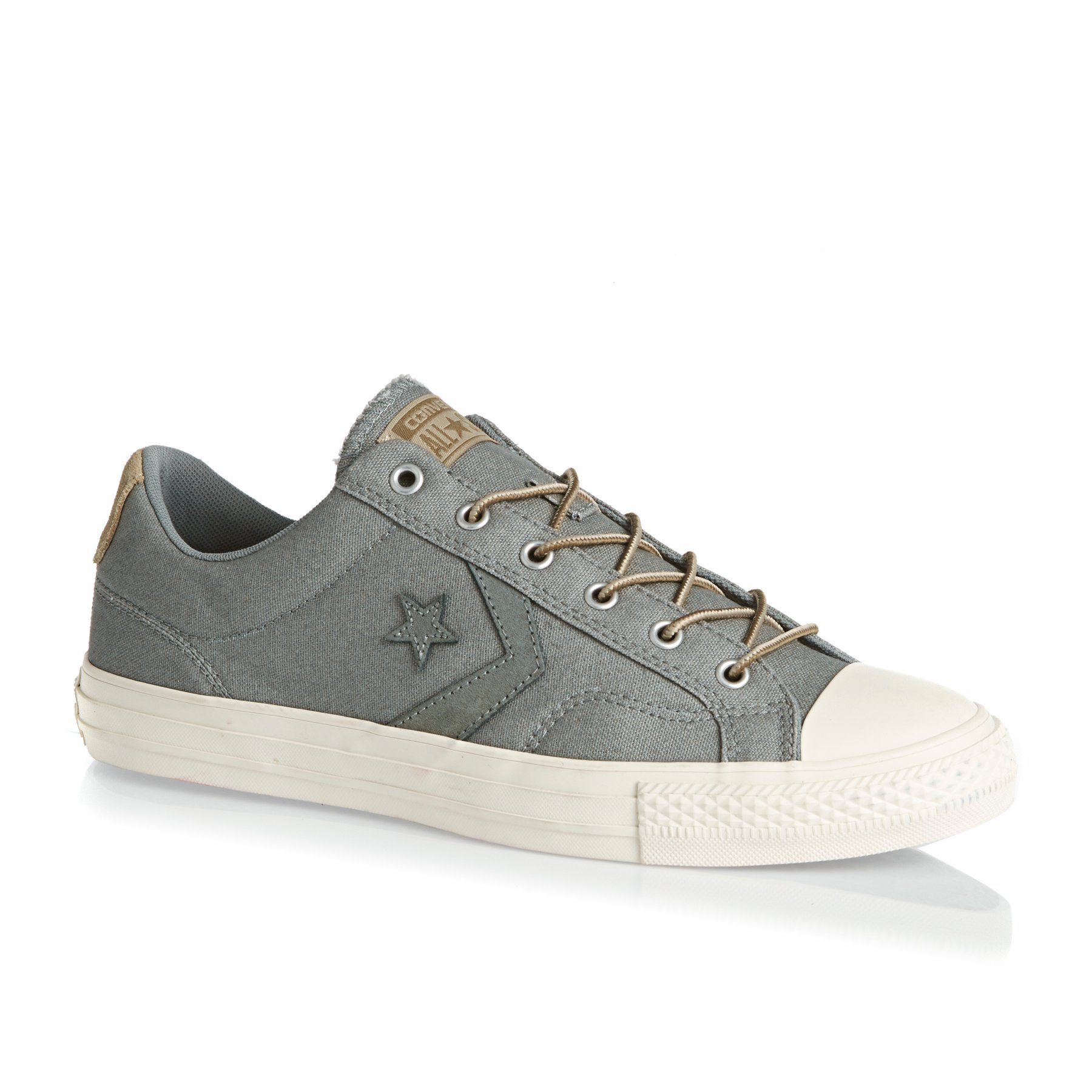 cd8554a7bf9ae0 Converse Star Player Ox Trainers Green 9 UK  Amazon.co.uk  Books