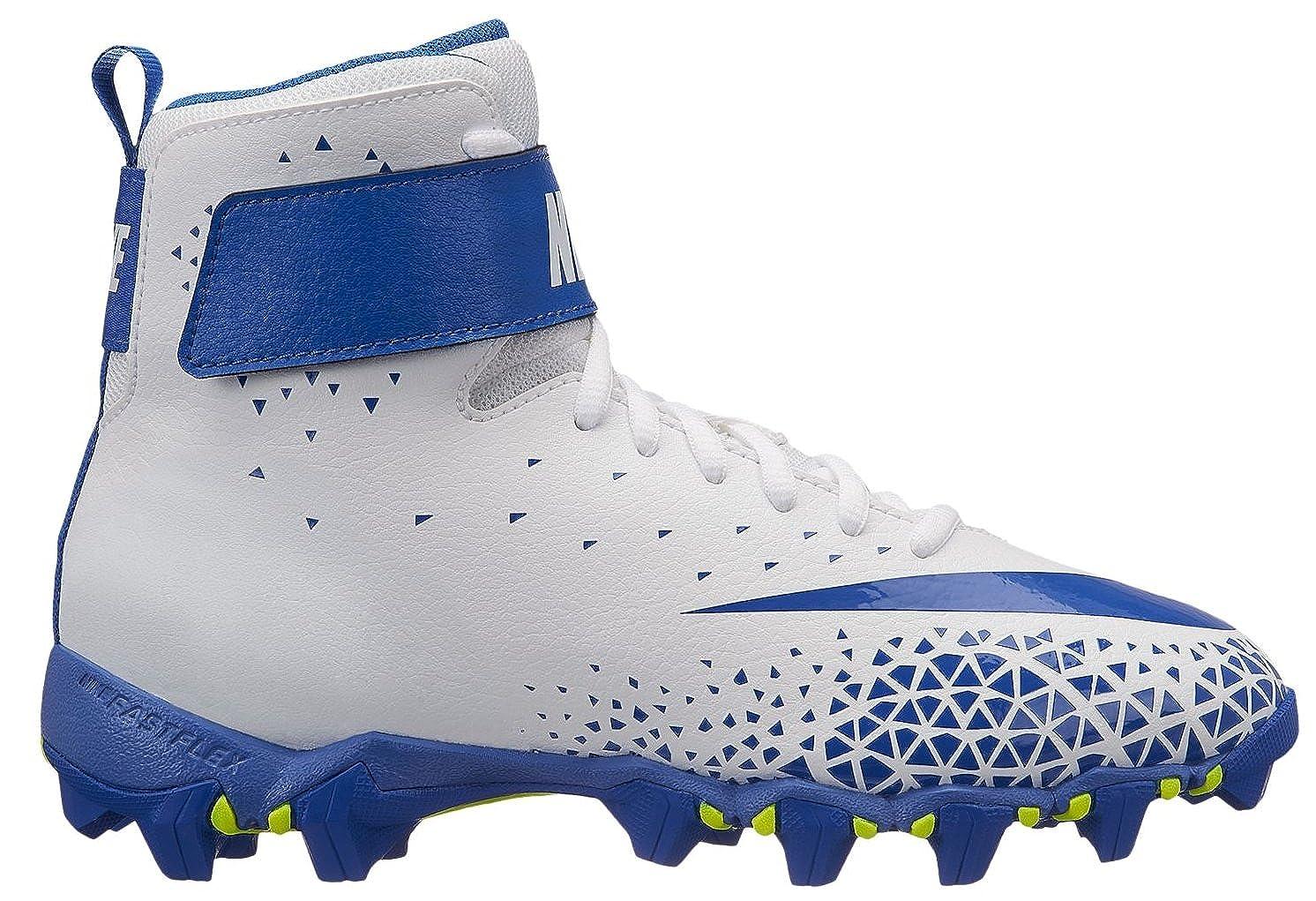 half off b6dab 66128 Amazon.com   Nike Kids  Force Savage Shark Football Cleats   Football