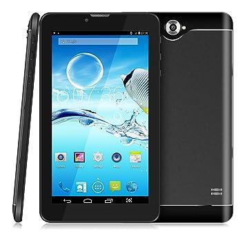 Qimaoo 7 Pulgadas 3 G Tablet PC, 512 RAM + 8G ROM, Dual SIM, IPS HD