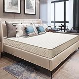 SLEEMON喜临门 3D椰棕床垫强硬护脊 精钢弹簧床垫席梦思 软硬两用 流年180*200*22cm(亚马逊自营商品, 由供应商配送)